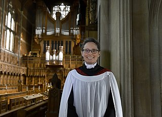 Sarah MacDonald (musician) Choral conductor and organist (b1968)