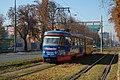 Sarajevo Tram-209 Line-2 2011-10-19.jpg