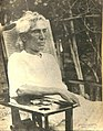 Sarat Chandra Chattopadhyay picture with autograph.jpg