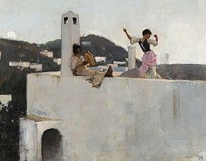 El Jaleo - Image: Sargent Capri