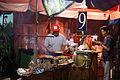 Satay stalls along Boon Tat Street next to Telok Ayer Market, Singapore - 20070127-03.jpg