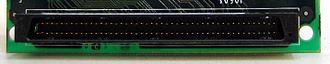 SBus - SBus male connector