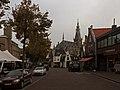 Schagen, de Nederlands Hervormde kerk in straatzichtRM495703 foto6 2015-10-12 12.41.jpg