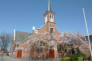 Reformed Churches in the Netherlands (Liberated) - Schildwolde Reformed Church