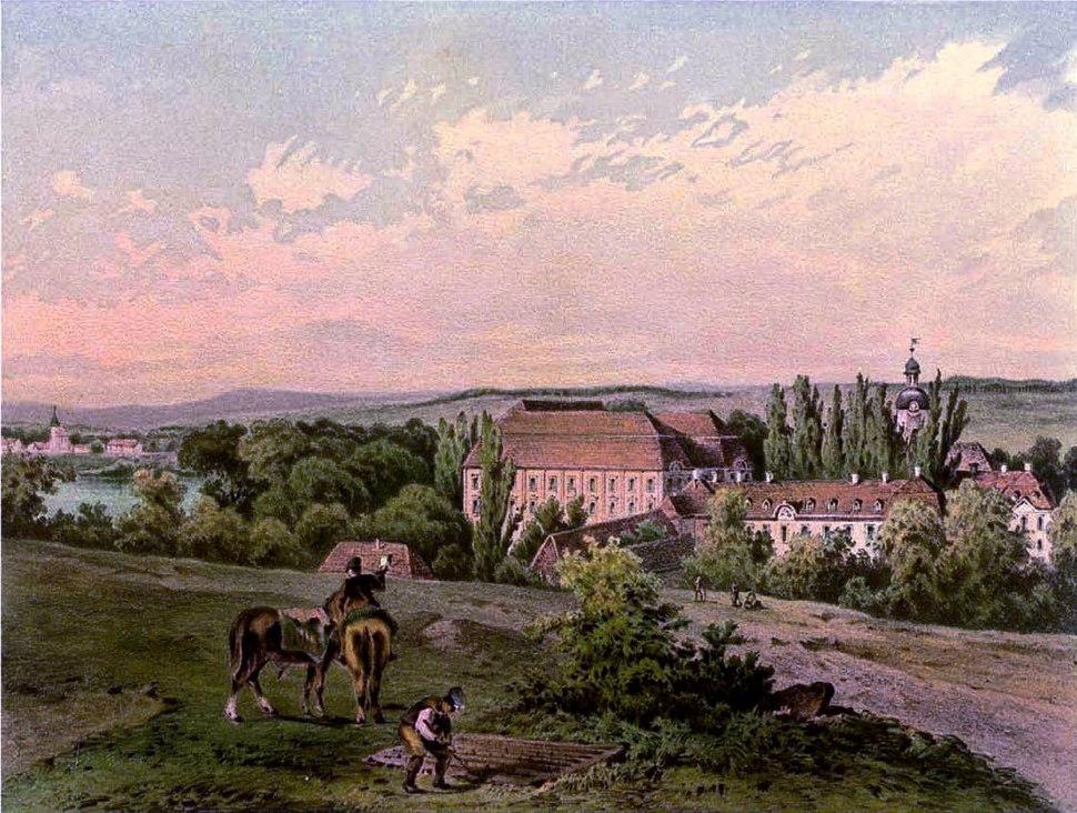 Schloss Pfoerten Sammlung Duncker