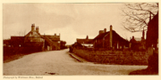 The village of Scrooby, England circa 1911, home to the Pilgrims until 1607
