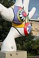 Sculptures Nanas Niki de Saint Phalle Leibnizufer Hanover Germany 06.jpg