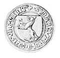 Seal Marquardus de Wisch 1343.jpg