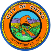 Seal of Chino, California.png
