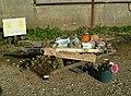 Seasonal produce at Clear View - geograph.org.uk - 590024.jpg