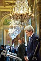 Secretary Kerry, Paris Mayor Hidalgo Pause For Moment of Silence Before Speeches in City Hall Honoring Shooting Victims (15673643763).jpg