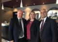 Secretary of State Karen Bradley was honoured to attend National Police Memorial Day with the UK Home Office's Sajid Javid recognising our courageous & dedicated police officers. (31972554278).png