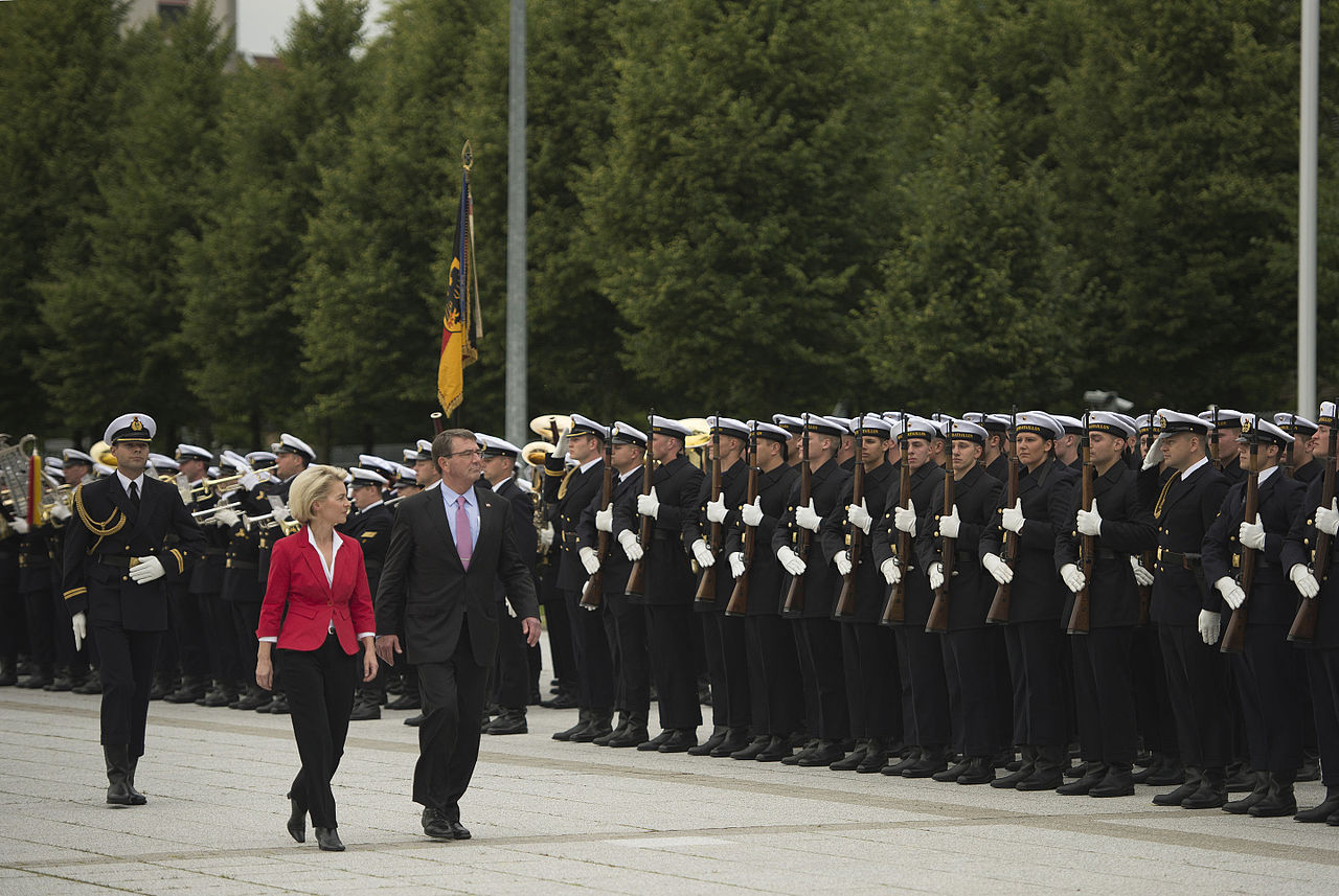 Secretary of defense visits Germany 150622-D-DT527-449.jpg