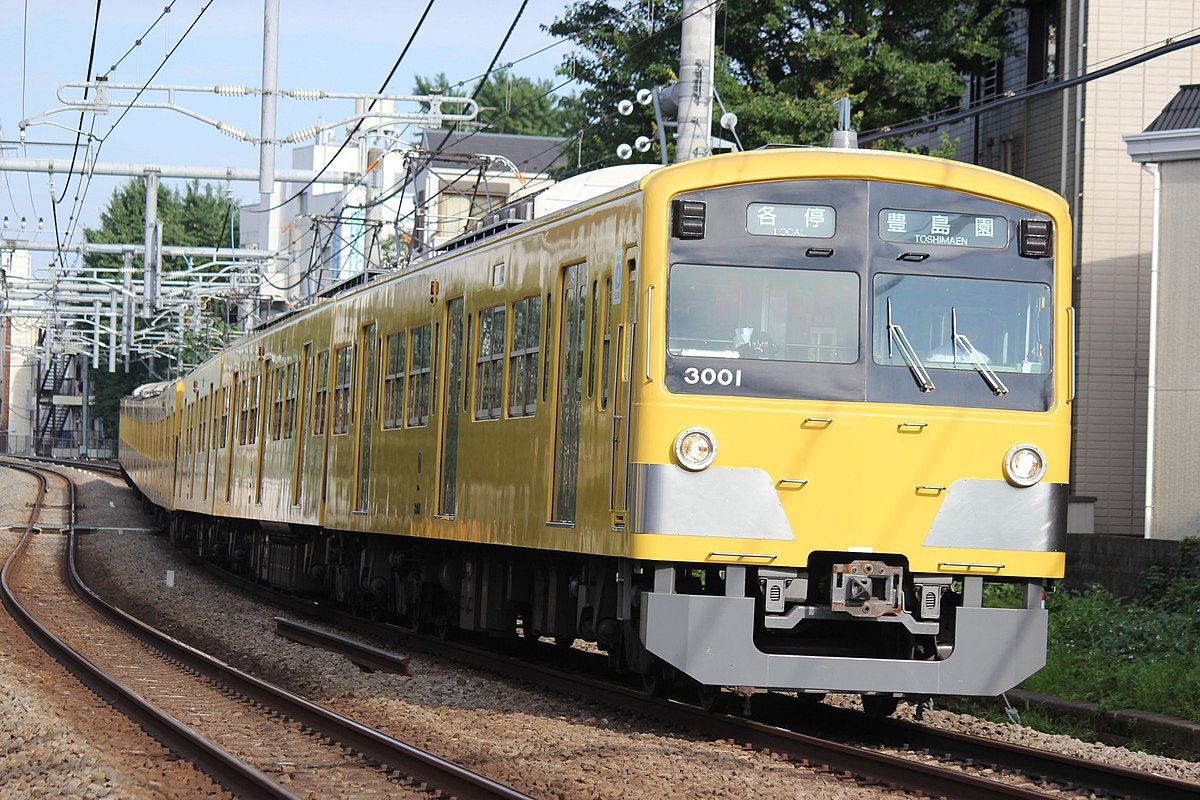 Seibu 3000 Series Wikipedia
