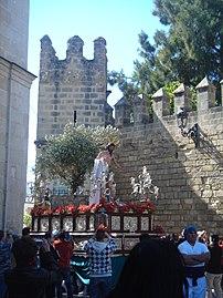 Semana Santa en El Puerto de Santa María 2008-1.jpg
