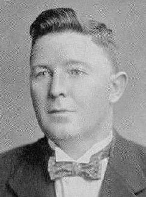 South Australian state election, 1953 - Image: Senator Mick O'Halloran