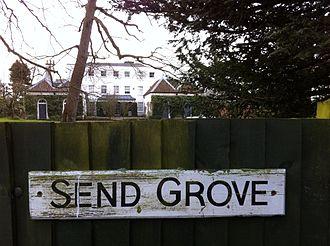 Send, Surrey - Send Grove