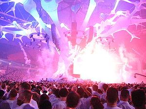 Sensation (event) - Sensation 2007