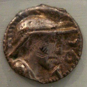 Sequani - Image: Sequani coin 5th to 1st century BCE 3rd