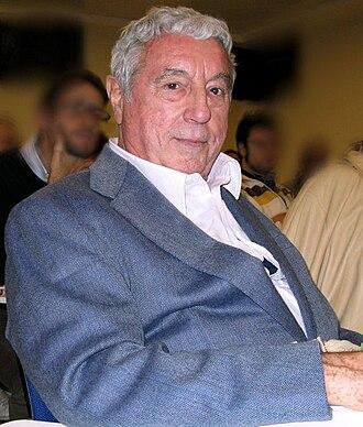 Sergio Bonelli Editore - Sergio Bonelli at Lucca Comics & Games in 2009.