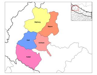 Seti Zone Zone in Far-Western, Nepal