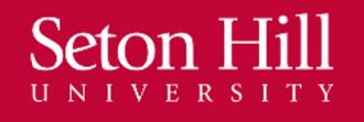 Seton Hill University - Image: Seton Hill University logo