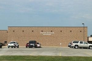 Seymour, Wisconsin - Seymour Community High School