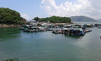 High Island, Hong Kong - Image: Sha Kiu (Sai Kung) 02