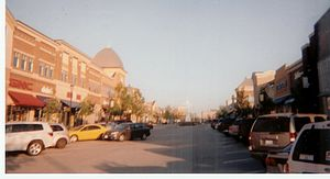 Papillion, Nebraska - Shadow Lake Towne Center