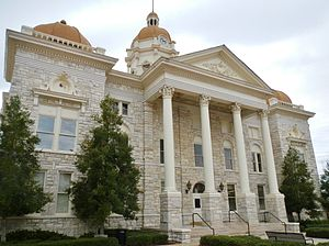 Shelby County, Alabama - Image: Shelby County, Alabama Courthouse
