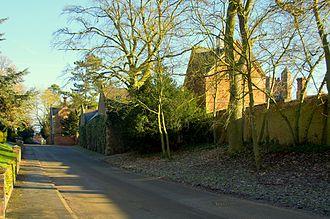 Shenton - Shenton Hall dovecote, Leicestershire