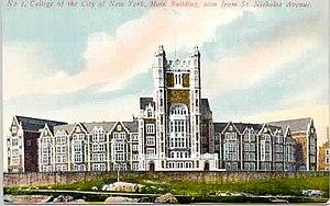 Міський університет нью йорка