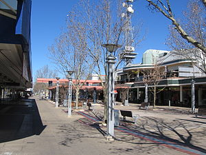 Shepparton - The Maude Street Mall
