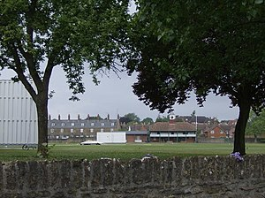 Sherborne School - Sherborne School cricket ground