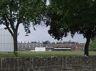 Sherborne School - Sherborne School cricket ground