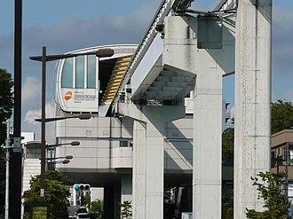 Shibasaki-Taiikukan Station - Shibasaki-Taiikukan Station