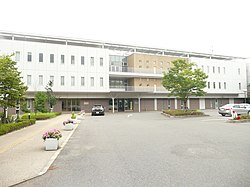 Shiroi City Hall