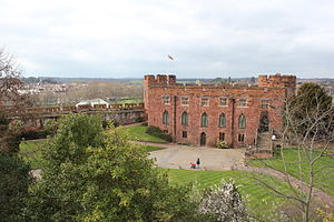 Shrewsbury Castle - Shrewsbury Castle