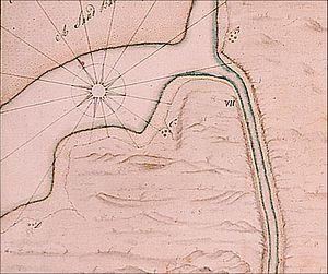 Selma, Nova Scotia - Selma, 1755 by Captain Matthew Floyer
