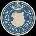 Siegelmarke Dominium Hohen Finow W0369239.jpg
