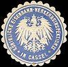 Siegelmarke Königliche Eisenbahn - Verkehrsinspektion II in Cassel W0221065.jpg