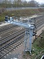 Signal gantry - Basingstoke east - geograph.org.uk - 1063592.jpg