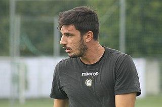 Simone Scuffet Italian footballer