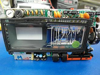 TV80 - Image: Sinclair FTV1front PCB4