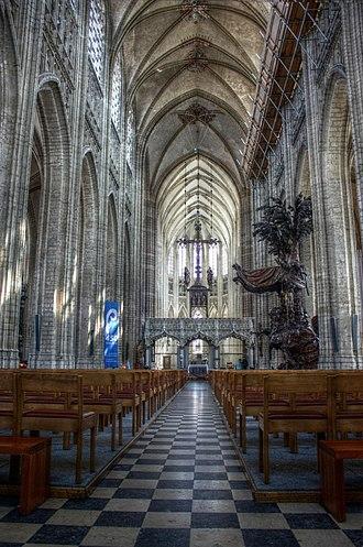 St. Peter's Church, Leuven - Image: Sint Pieterskerk