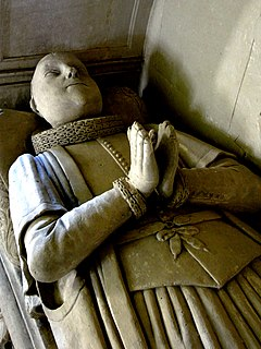 Sir Edmund Prideaux, 1st Baronet of Netherton English lawyer
