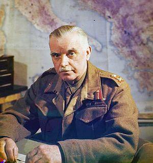 William Duthie Morgan British Army general