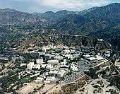 Jet Propulsion Laboratory-komplekso en Pasadeno, Kalifornio