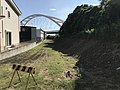 Site of Miike Railway near Suwa Park 2.jpg