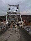 Millanville-Skinners Falls Bridge